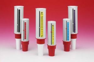 Asthma Peak Flow Test Kit
