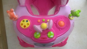 Playtray musical electronic toys
