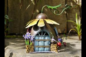 Fairy Sunflower House at Showcase Living